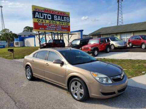 2008 Saturn Aura for sale at Mox Motors in Port Charlotte FL