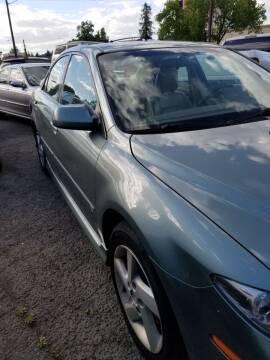 2003 Mazda MAZDA6 for sale at 2 Way Auto Sales in Spokane Valley WA