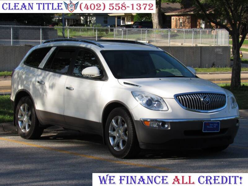 2008 Buick Enclave for sale at NY AUTO SALES in Omaha NE