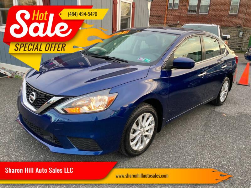 2018 Nissan Sentra for sale at Sharon Hill Auto Sales LLC in Sharon Hill PA