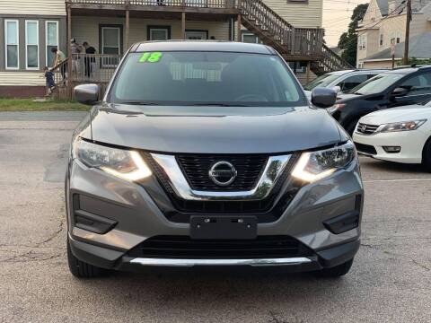 2018 Nissan Rogue for sale at Tonny's Auto Sales Inc. in Brockton MA