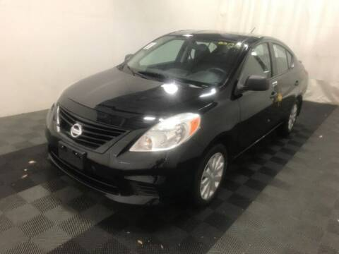 2014 Nissan Versa for sale at DREWS AUTO SALES INTERNATIONAL BROKERAGE in Atlanta GA