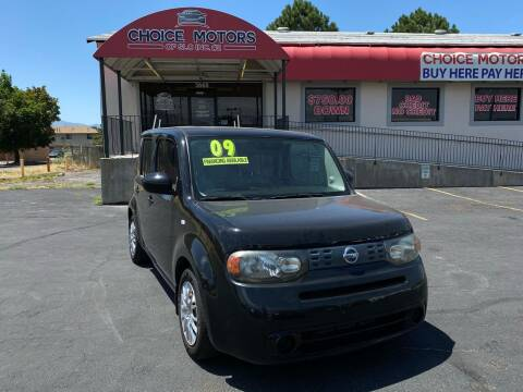 2009 Nissan cube for sale at Choice Motors of Salt Lake City in West Valley  City UT