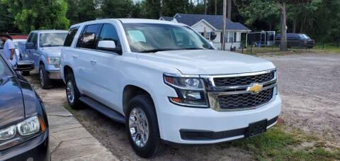 2016 Chevrolet Tahoe for sale at Augusta Motors in Augusta GA