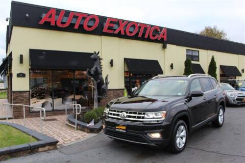 2018 Volkswagen Atlas for sale at Auto Exotica in Red Bank NJ
