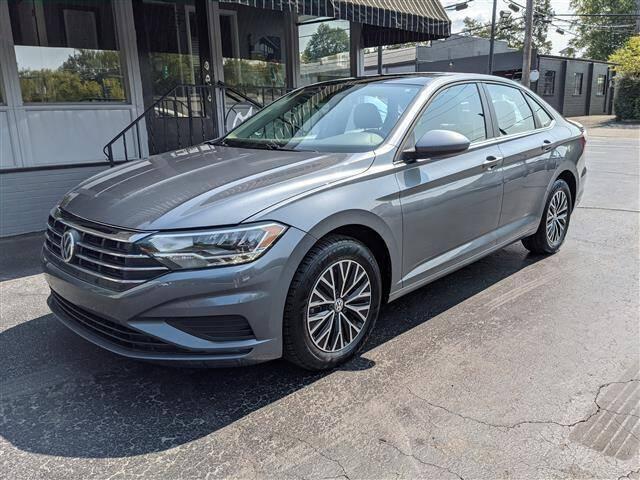 2019 Volkswagen Jetta for sale at GAHANNA AUTO SALES in Gahanna OH