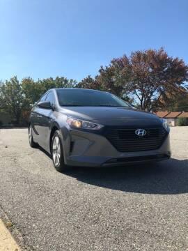 2017 Hyundai Ioniq Hybrid for sale at Triple A's Motors in Greensboro NC
