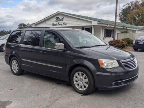 2011 Chrysler Town and Country for sale at Best Used Cars Inc in Mount Olive NC