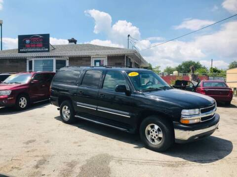 2002 Chevrolet Suburban for sale at I57 Group Auto Sales in Country Club Hills IL