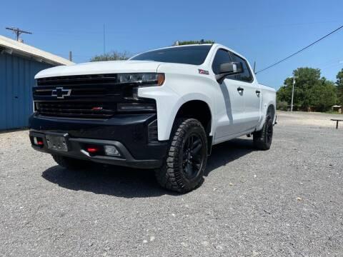 2020 Chevrolet Silverado 1500 for sale at K & B Motors LLC in Mc Queeney TX