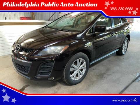 2010 Mazda CX-7 for sale at Philadelphia Public Auto Auction in Philadelphia PA