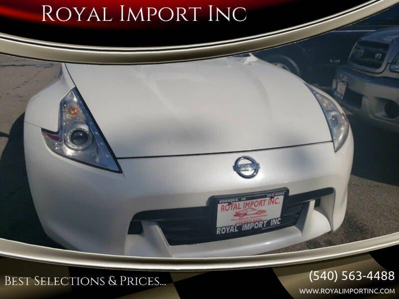 2010 Nissan 370Z for sale in Roanoke, VA
