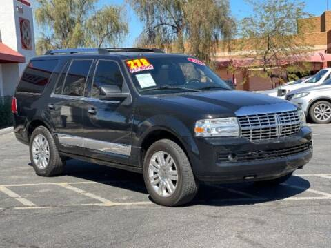 2011 Lincoln Navigator for sale at Brown & Brown Wholesale in Mesa AZ