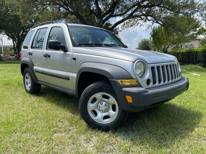2006 Jeep Liberty for sale at Kaler Auto Sales in Wilton Manors FL