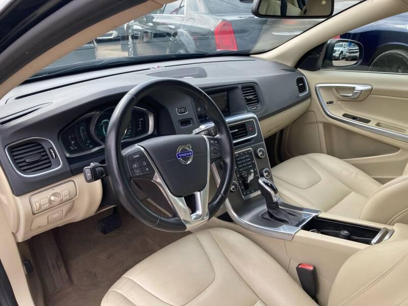 2015 Volvo S60 T5 Drive-E Platinum 4dr Sedan - Houston TX