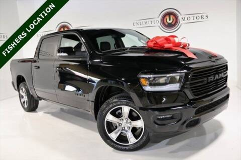 2020 RAM Ram Pickup 1500 for sale at Unlimited Motors in Fishers IN