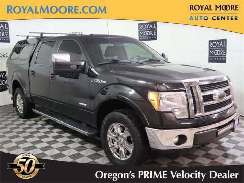 2011 Ford F-150 for sale at Royal Moore Custom Finance in Hillsboro OR