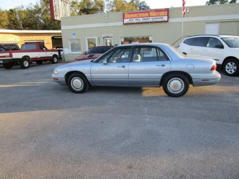 1997 Buick LeSabre for sale at DERIK HARE in Milton FL