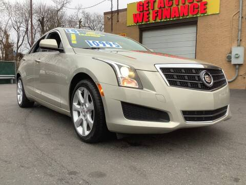 2014 Cadillac ATS for sale at Active Auto Sales Inc in Philadelphia PA