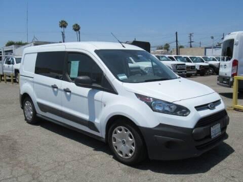 2016 Ford Transit Connect Cargo for sale at Atlantis Auto Sales in La Puente CA