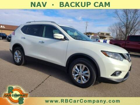 2016 Nissan Rogue for sale at R & B Car Company in South Bend IN