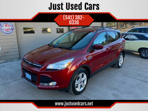2014 Ford Escape for sale at Just Used Cars in Bend OR