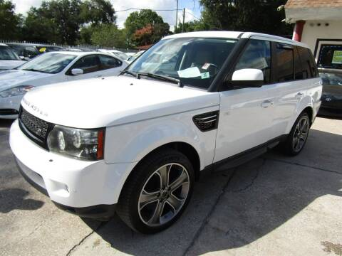 2013 Land Rover Range Rover Sport for sale at AUTO EXPRESS ENTERPRISES INC in Orlando FL