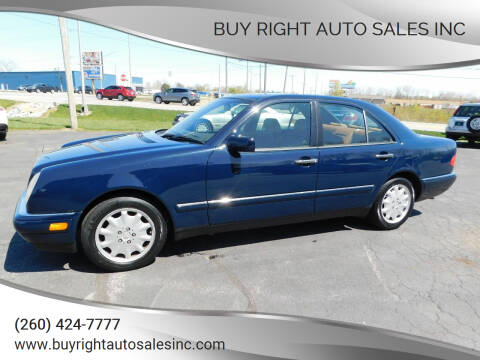 1998 Mercedes-Benz E-Class for sale at Buy Right Auto Sales Inc in Fort Wayne IN
