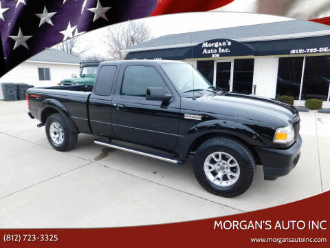 2011 Ford Ranger for sale at Morgan's Auto Inc in Paoli IN