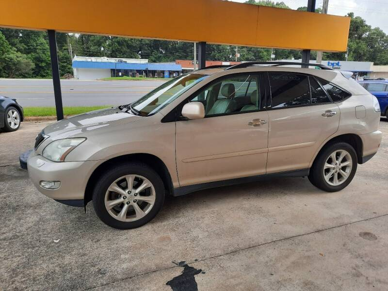 2008 Lexus RX 350 for sale at PIRATE AUTO SALES in Greenville NC