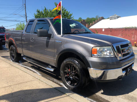 2008 Ford F-150 for sale at Deleon Mich Auto Sales in Yonkers NY