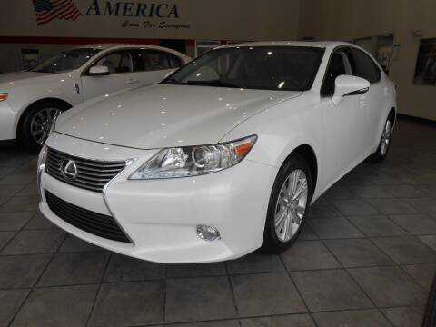 2014 Lexus ES 350 for sale at Auto America in Charlotte NC