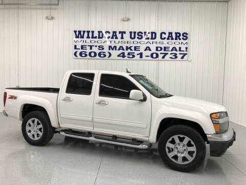 2012 Chevrolet Colorado for sale at Wildcat Used Cars in Somerset KY