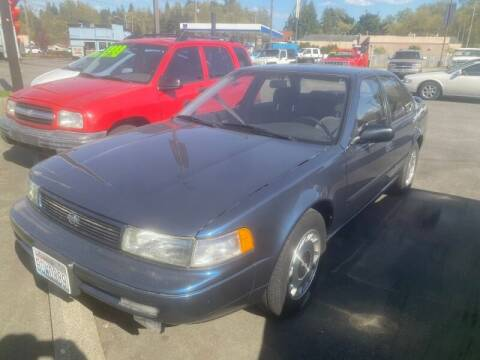 1993 Nissan Maxima for sale at MILLENNIUM MOTORS INC in Monroe WA