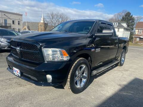 2014 RAM Ram Pickup 1500 for sale at 1NCE DRIVEN in Easton PA