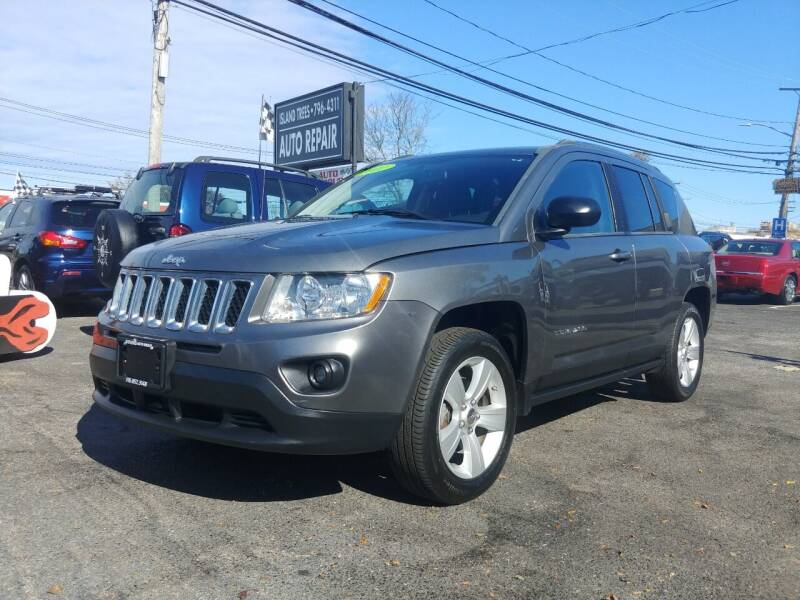 2011 Jeep Compass for sale at Viking Auto Group in Bethpage NY