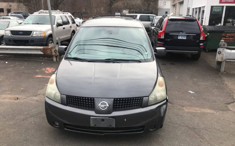 2004 Nissan Quest for sale at Vuolo Auto Sales in North Haven CT