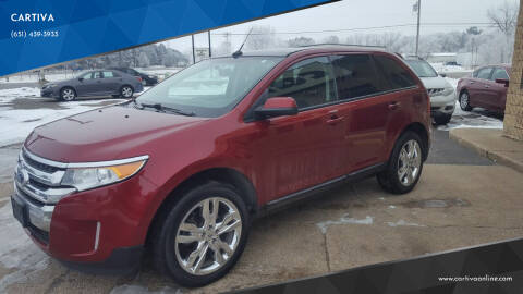 2013 Ford Edge for sale at CARTIVA in Stillwater MN