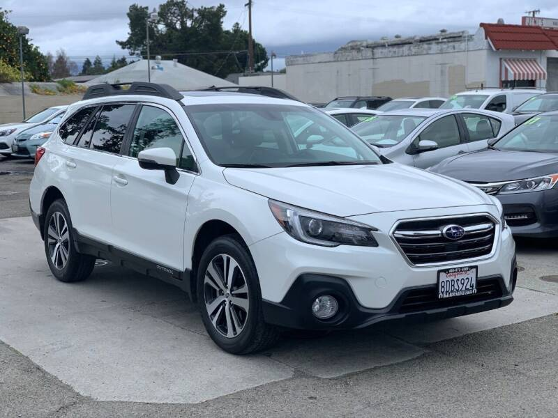 2018 Subaru Outback for sale at H & K Auto Sales & Leasing in San Jose CA