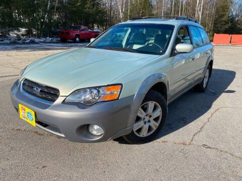 2005 Subaru Outback for sale at Granite Auto Sales in Spofford NH