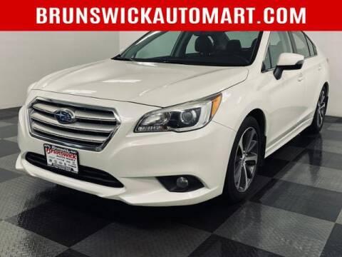 2015 Subaru Legacy for sale at Brunswick Auto Mart in Brunswick OH