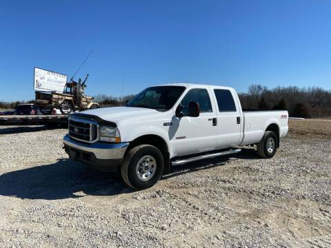 2004 Ford F-250 Super Duty for sale at Ken's Auto Sales & Repairs in New Bloomfield MO