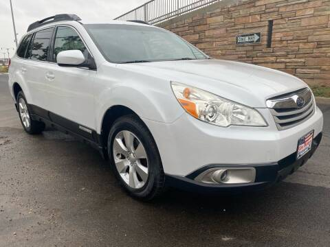 2011 Subaru Outback for sale at Elite Motors in Washington DC