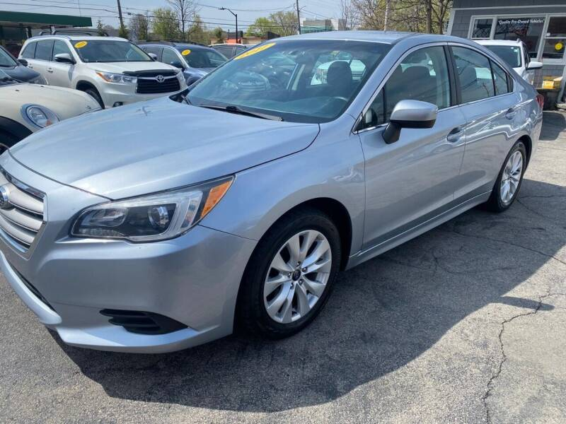 2017 Subaru Legacy for sale at Mass Auto Exchange in Framingham MA
