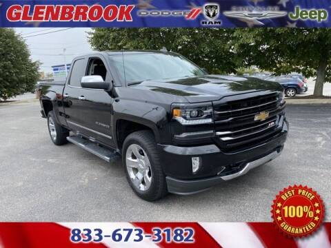 2017 Chevrolet Silverado 1500 for sale at Glenbrook Dodge Chrysler Jeep Ram and Fiat in Fort Wayne IN