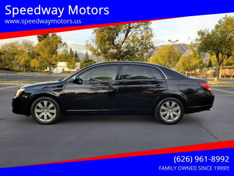 2006 Toyota Avalon for sale at Speedway Motors in Glendora CA