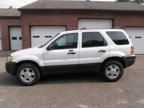 2004 Ford Escape for sale at Wolcott Auto Exchange in Wolcott CT