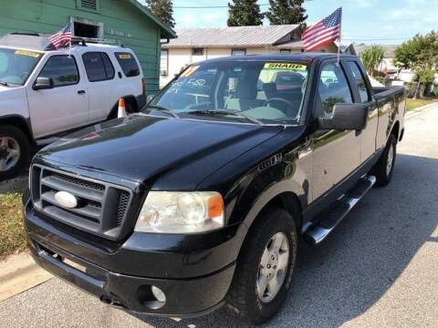 2007 Ford F-150 for sale at Castagna Auto Sales LLC in Saint Augustine FL