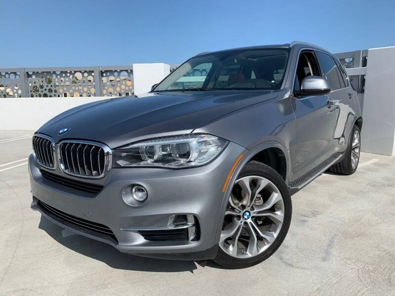 2015 BMW X5 for sale at Dino Motors in San Jose CA