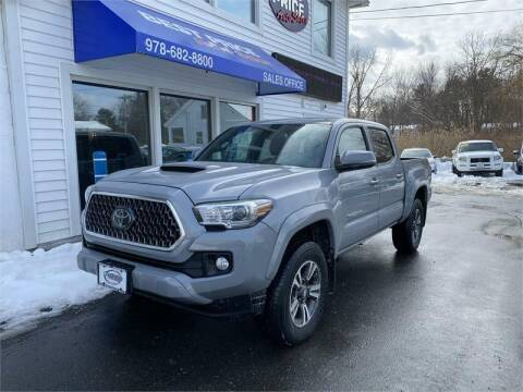 2018 Toyota Tacoma for sale at Best Price Auto Sales in Methuen MA